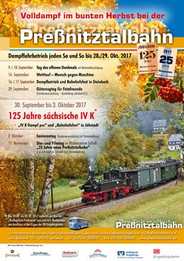 Poster Herbst 2017